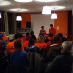 Le 14 mars c'est atelier débat sur le thème de la radicalisation
