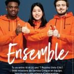 Unis-Cité Angers recrute de nouveaux volontaires