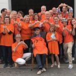 Ce week-end c'était brocante avec le Rotary club La Rochelle Aunis