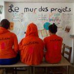 En mai, on recommence les séances d'informations à La Rochelle