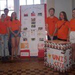 Cérémonie de clôture à la mairie de Beauvais pour les volontaires
