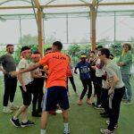 Après midi « Sport Ça me dit » organisé par les volontaires Booster !