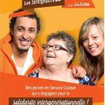 Unis Cité recherche 16 volontaires en service civique sur tout le département des Côtes d'Armor !