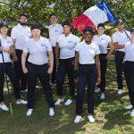 Elise, volontaire d'Unis-Cité La Rochelle, a défilé à la cérémonie du 14 juillet à Paris
