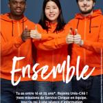 service civique: candidatures ouvertes pour octobre 2019 en Drôme Ardèche