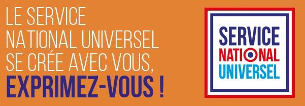 Service National Universel : les jeunes ont jusqu'au 19 octobre pour faire entendre leur voix et participer à la grande consultation en ligne lancée par le Gouvernement
