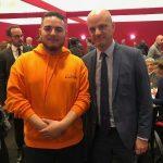 Les volontaires Unis-Cité échangent avec le ministre de la jeunesse