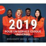 Unis-Cité Beauvais lance sa campagne de mobilisation