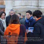 Gabriel Attal confirme la volonté du gouvernement de développer le Service Civique