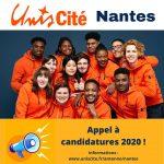 Unis-Cité Nantes recrute 140 volontaires en Service Civique pour octobre 2020