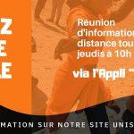 Rejoignez l'équipe Unis Cité Marseille !