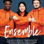Unis-Cité Val d'Amboise lance sa campagne de mobilisation