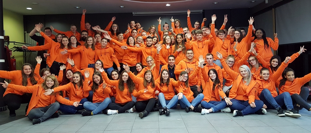 UNIS-CITE : un service civique en équipe et dans la diversité, un tremplin pour l'avenir