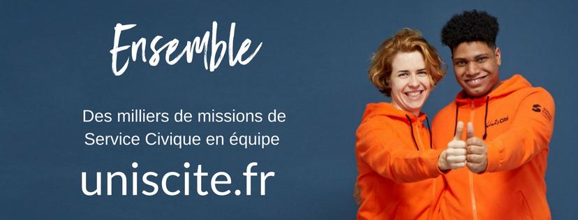 Unis-Cité Angers recherche des volontaires motivés!