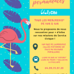Unis Cité Montpellier lance ses permanences !