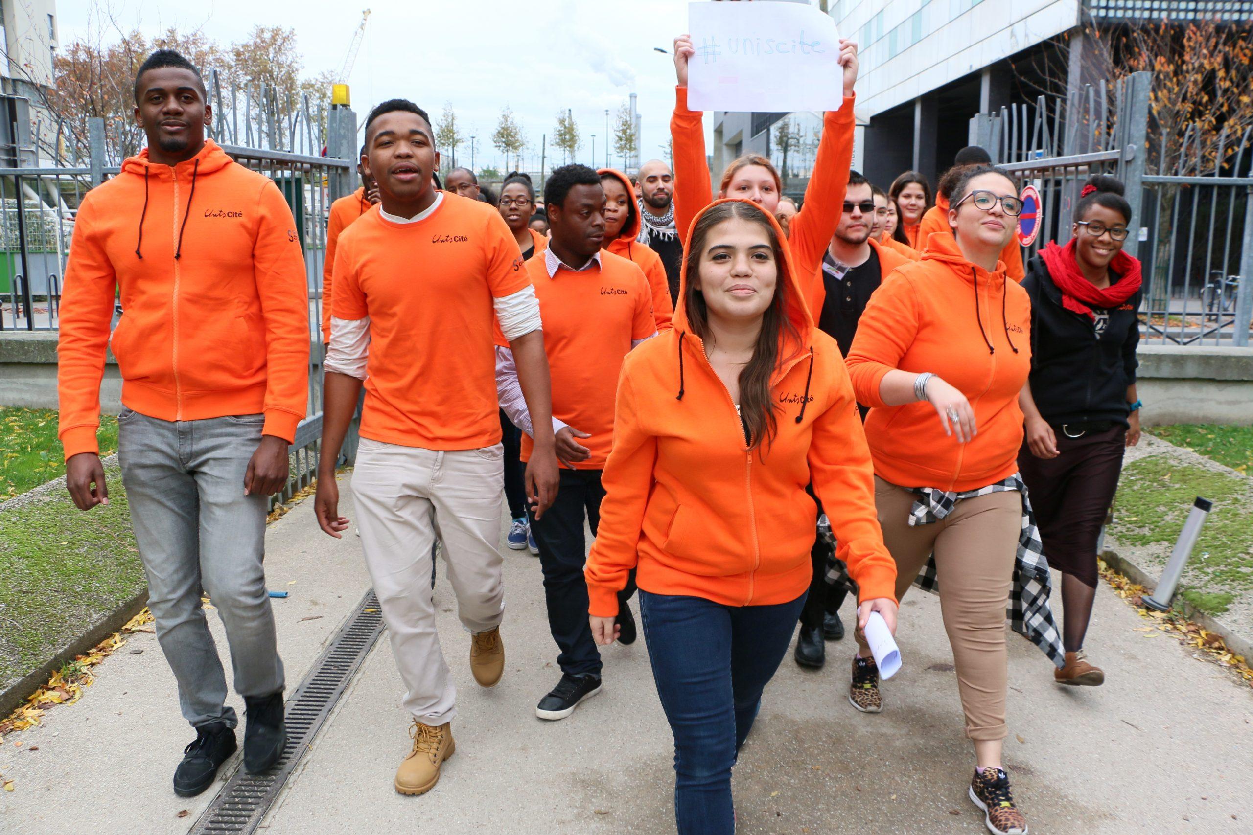 Unis-Cité 92 lance sa campagne de recrutement pour l'année 2019-2020