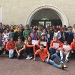 Nos volontaires Voy'Âgeurs à Evrecy : un après-midi consacré à l'histoire et au lien intergénérationnel