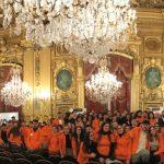 Clermont-Ferrand et Lyon : belles cérémonies de lancement de promotion, avec plein de partenaires locaux !