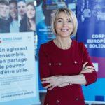 Béatrice Angrand, Présidente de l'Agence du Service Civique, présente sa vision du Service Civique à 5 ans.