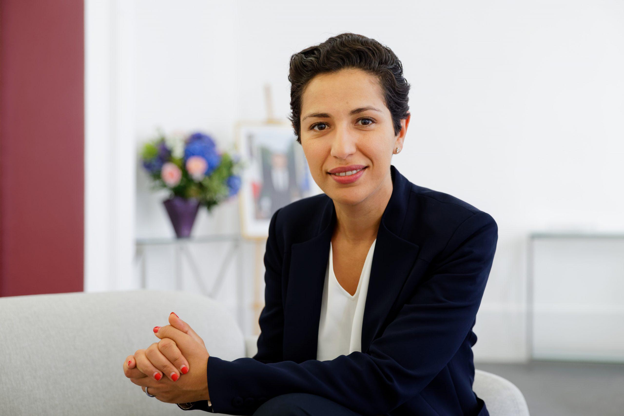 4 questions à : Sarah El Hairy, Secrétaire d'État chargée de la jeunesse et de l'Engagement