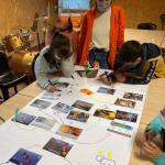 Journée de sensibilisation du  programme VTEE en centre de loisirs de la Poissonnière