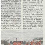 Les volontaires d'Unis-Cité Tours investi.e.s sur la question environnementale