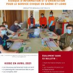 Newsletter KIOSC 71 d'Avril 2021