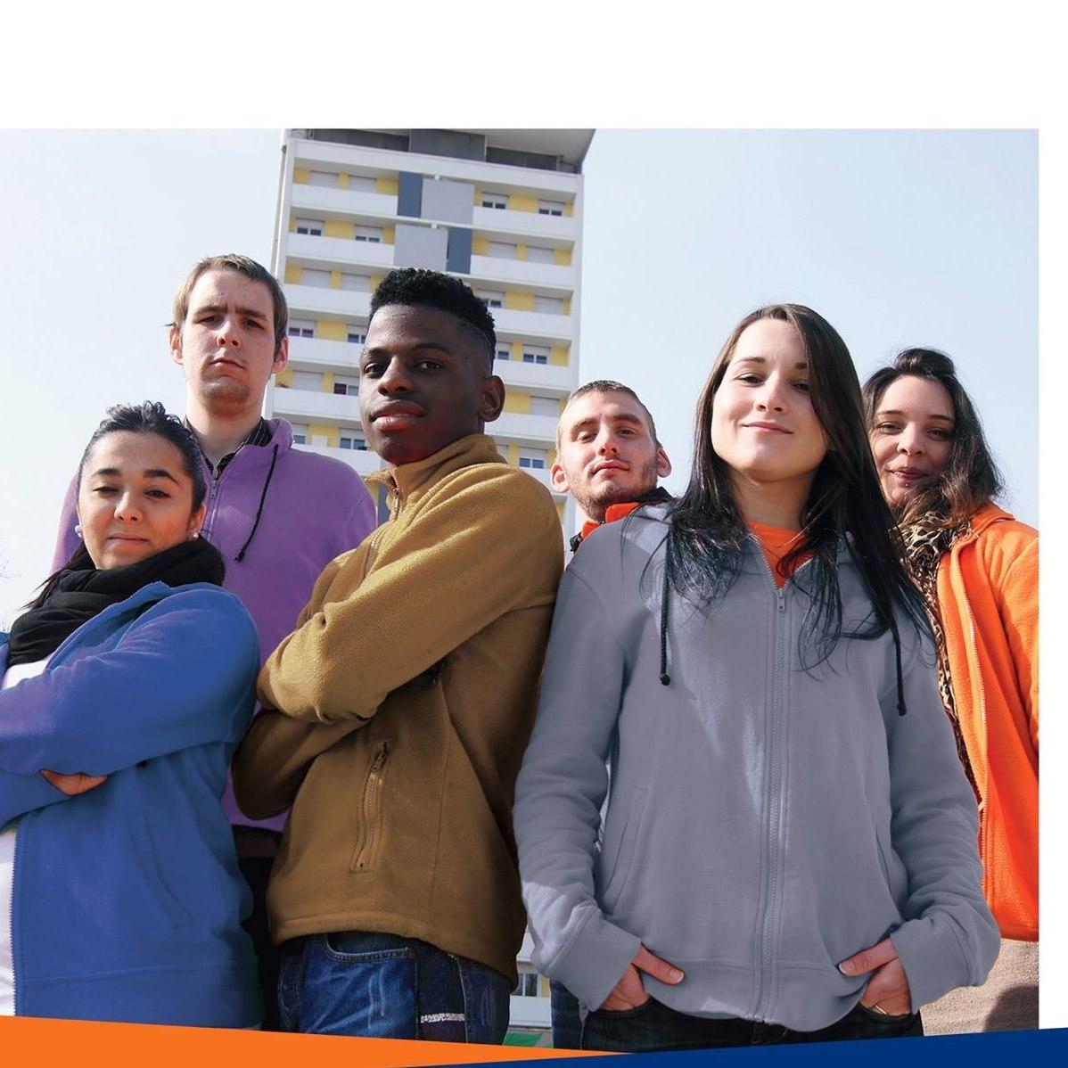 Viens à la rencontre des jeunes de quartier et sois l'Ambassadeur du Service Civique !