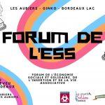 Première édition du forum de l'Economie Sociale et Solidaire aux Aubiers!