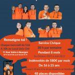 Unis Cité Cher lance sa campagne de recrutement !
