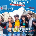SERVICE CIVIQUE DATING – 21/09 à 14h au CGL Stadium