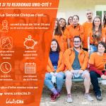 Unis-Cité Drôme Ardèche recherche 58 jeunes pour démarrer le 2 novembre !